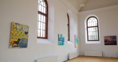 Sabiles mākslas, kultūras un tūrisma centrs ir slēgts apmeklētājiem līdz 15. novembrim
