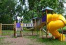 Bērnu rotaļu laukums Sabilē, Rambulītes parkā